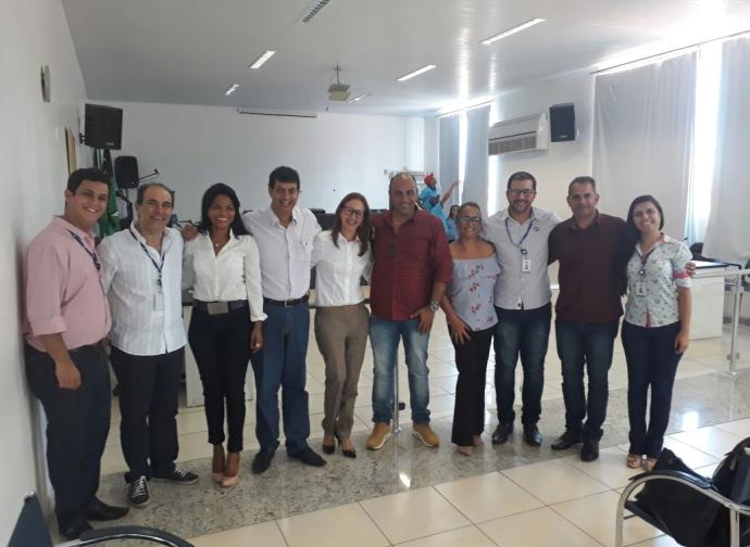 Prefeito Ademir Gobira participa de seminário sobre compras públicas