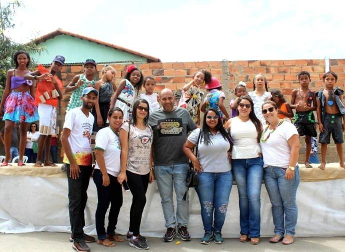 Monte das Oliveiras recebe atenção especial da prefeitura