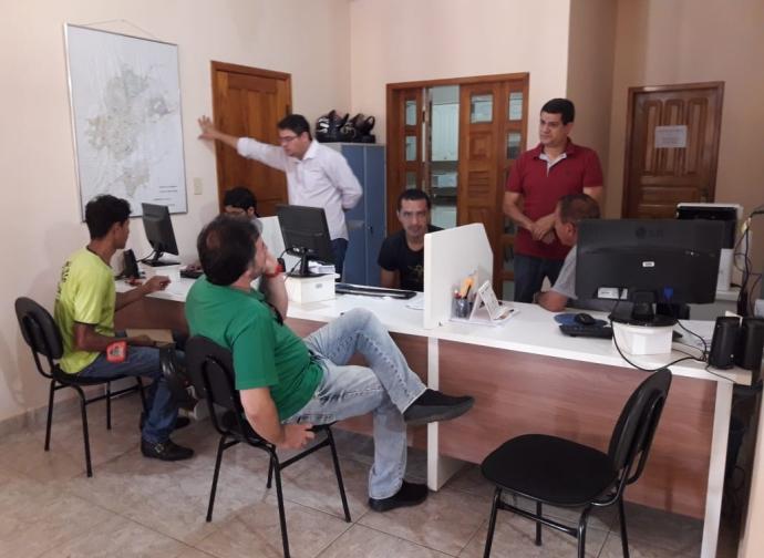 Integração de setores agiliza atendimento e economiza recursos em Almenara