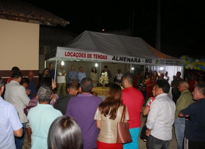 Almenara vive uma era de inaugurações