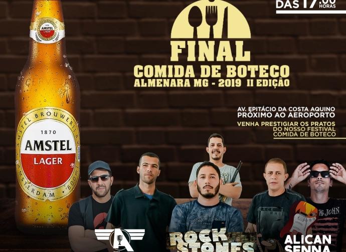 Festival Comida de Boteco 2019 - Almenara