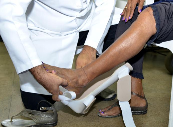 Secretaria de Saúde firma parceria com Centro de Reabilitação de Diamantina
