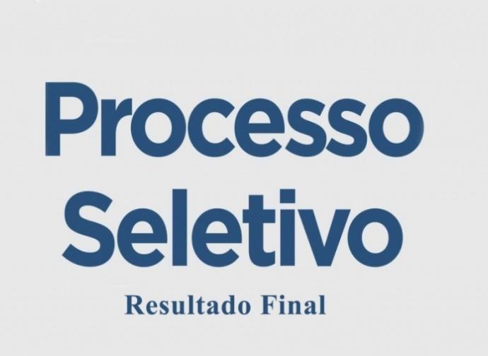 Resultado definitivo do Processo Seletivo de Almenara