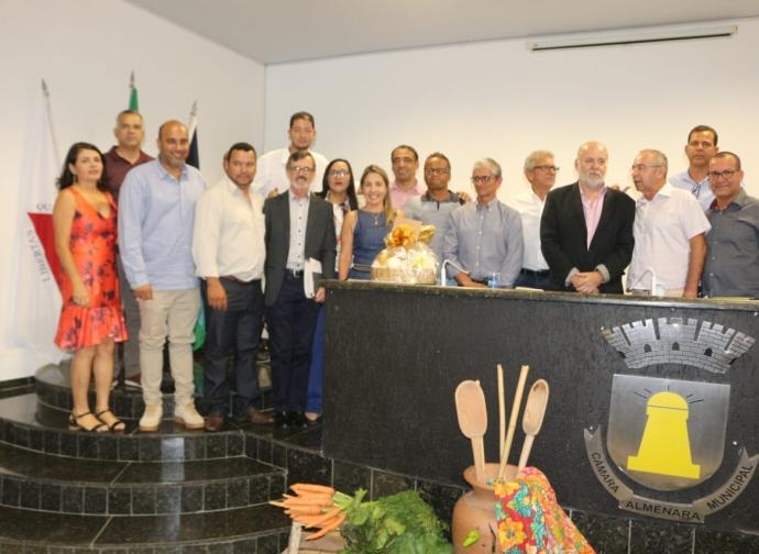 Almenara é referência no estado com o Programa de Aquisição de Alimentos — PAA
