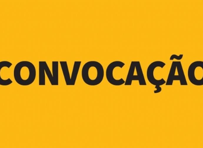 CONVOCAÇÃO: AGENTES COMUNITÁRIOS DE SAÚDE E AGENTES DE COMBATE A ENDEMIAS