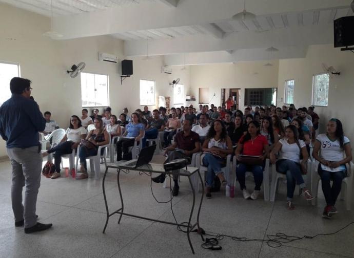 Prefeitura de Almenara promove capacitação dos novos agentes comunitários de saúde