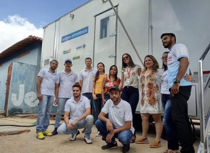 Prefeitura de Almenara recebe a visita da equipe do CER de Diamantina