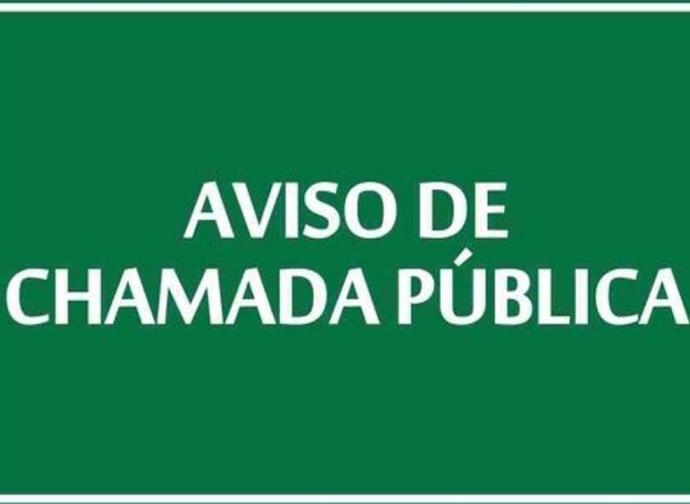 CHAMADA PÚBLICA: levantamento da demanda de atendimento da rede municipal para Creches e Pré Escola