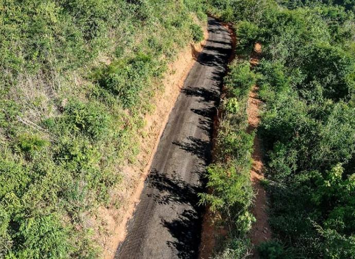 Prefeitura inicia obras de pavimentação do Muro para o Brejão e outras comunidades rurais